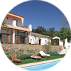 Villas in the Luberon </br> for rent for the summer